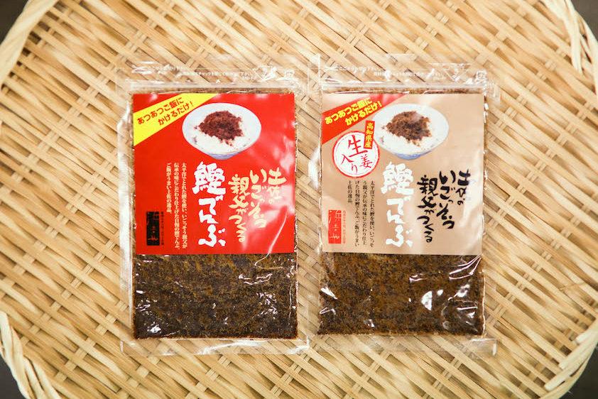 鰹でんぶ(しょうゆ・生姜味)